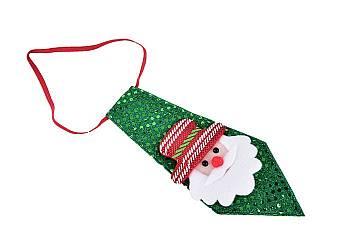 Świąteczny krawat