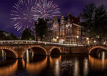 Sylwester w Amsterdamie Express