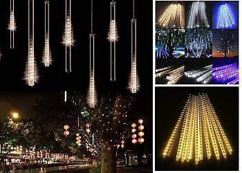 Lampki Meteory LED