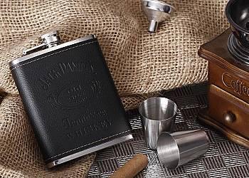 Piersiówka Jack Daniels!