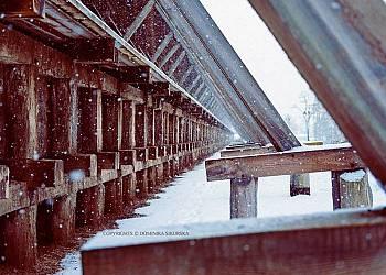 Zimowy Ciechocinek