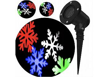 Reflektor laserowy Snowflake