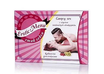 Erotic menu dla koneserów