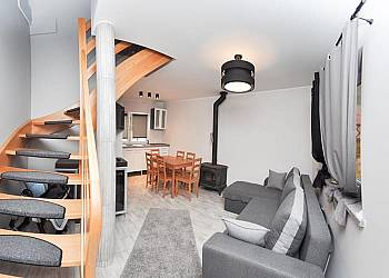 Nowe komfortowe domki Jarosławiec