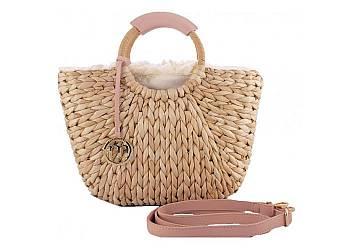 Słomiana torebka