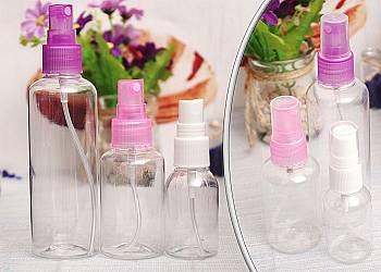 Buteleczki na kosmetyki