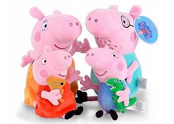 Rodzina Świnki Peppy
