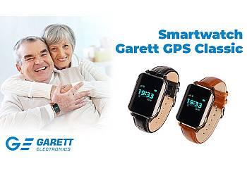 Smartwatch Garett GPS Classic