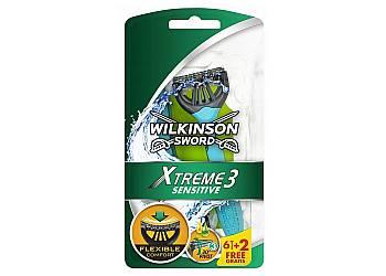 Maszynki Wilkinson Xtreme 3 Sensitive