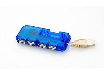 Rozgałęźnik HUB z 4 portami USB