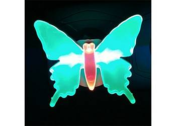 Lampka nocna motyl