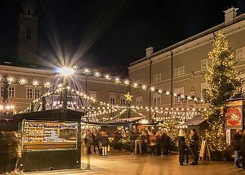 Jarmark Świąteczny w Salzburgu