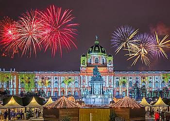 Sylwester w Wiedniu Express
