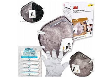 Maska przeciwpyłowa 3M 9913V KN95