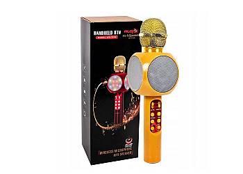 Bezprzewodowy mikrofon karaoke