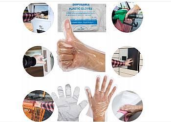 Jednorazowe rękawiczki
