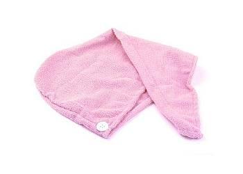Turban – ręcznik na głowę.