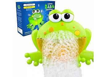 Bąbelkowa żaba