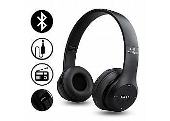 Bezprzewodowe i wielofunkcyjne słuchawki