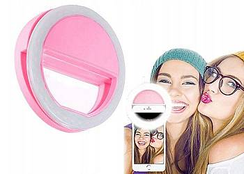 Lampa selfie ring