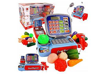 Zabawkowa kasa fiskalna
