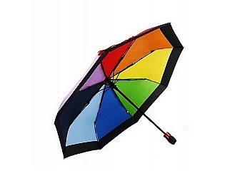 W pełni automatyczny parasol składany