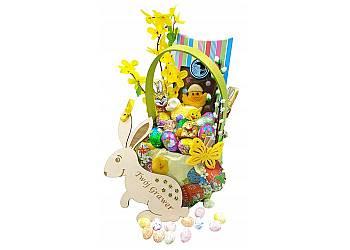 Słodki koszyczek Wielkanocny