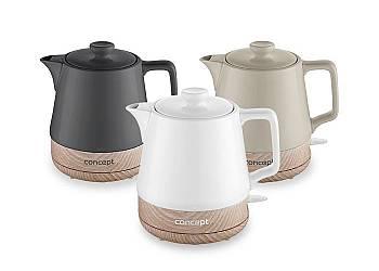 Ceramiczny czajnik