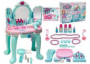 Toaletka dla dziewczynki