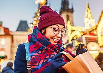 Jarmark świąteczny w Pradze BB