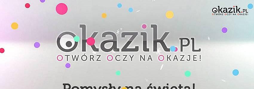 Okazik.pl na Tele5 i Polonii1!