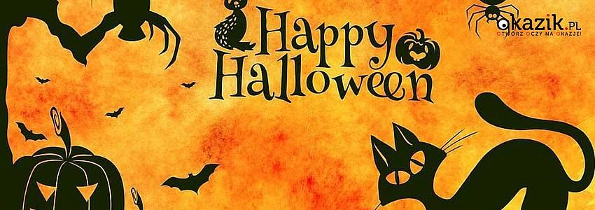 Happy Halloween! Okazik pomaga klimatycznie ozdobić domy!