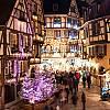 Poczuj niezwykły nastrój Świąt Bożego Narodzenia uczestnicząc w jarmarku w Alzacji!!Przejazd autokarem Premium!