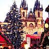 Spędź Sylwestra w największym mieście Czech! Przejazd autokarem i zabawa na ulicach Pragi!